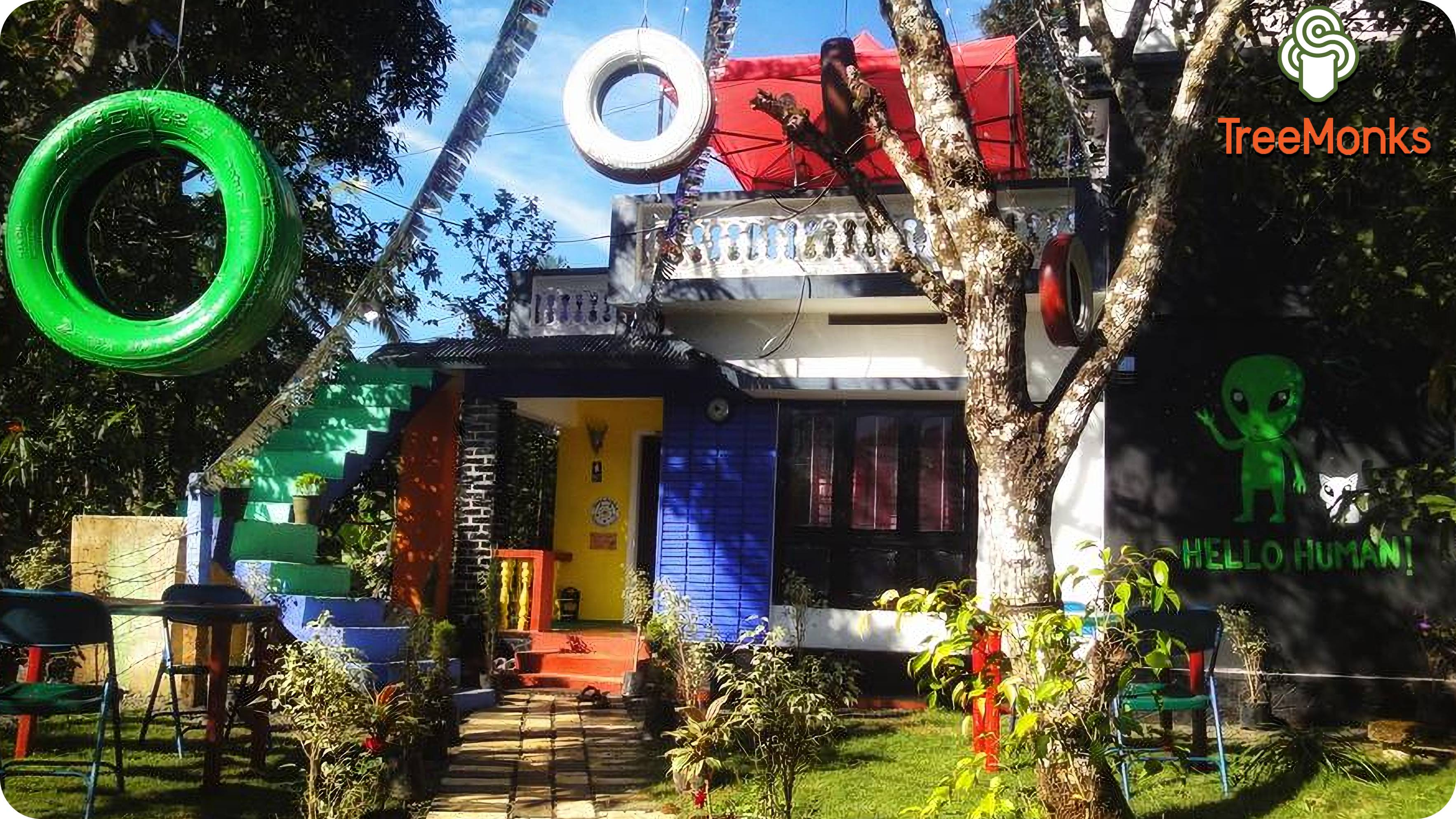 Eight Best Hostels in South India